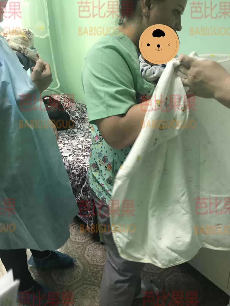 山东大哥在百奥sgm出生的双胞胎男宝已办好手续健康出院
